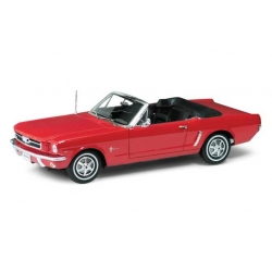 Ford Mustang 64 1/2 Cabriolet 1964 Red
