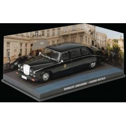 Daimler Limousine DS420 1987 James Bond Casino Royale Black