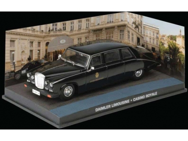 Daimler Limousine DS420 1987 James Bond Casino Royale Black