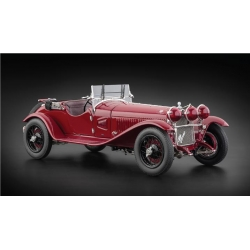 Alfa Romeo 6C 1750 GS 1930 Red