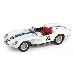 Ferrari 250 Testa Rossa Le Mans Nr.22 1958 White