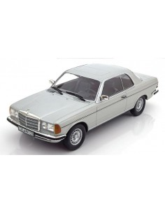 Mercedes-Benz 280 CE C123 Coupe 1980 Silver