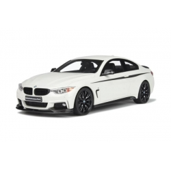 BMW 435i M Performance White