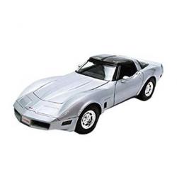 Chevrolet Corvette Coupe 1982 Silver