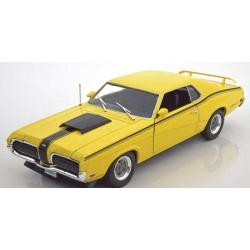 Mercury Cougar Eliminator 1970 Yellow