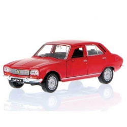 Peugeot 504 1975 Red