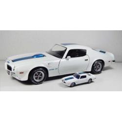 Pontiac Firebird Trans-am 1977 White