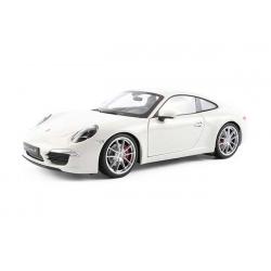 Porsche 911 991 Carrera S 2012 White