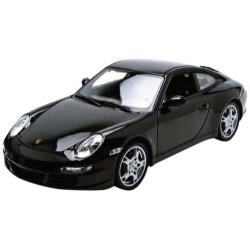 Porsche 911 997 Carrera S 2007 Black