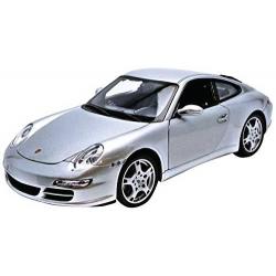 Porsche 911 997 Carrera S 2007 Silver