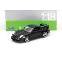 Porsche 911 997 Carrera GT3 2007 Black