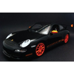 Porsche 911 997 Carrera GT3 RS2007 Black/Orange