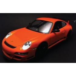 Porsche 911 997 Carrera GT3 RS 2007 Orange/Black
