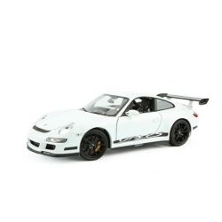 Porsche 911 997 Carrera GT3 RS 2007 White/Black