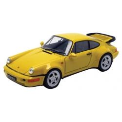 Porsche 964 Turbo 965 1992 Yellow