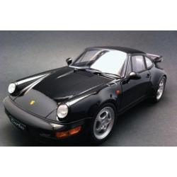 Porsche 964 Turbo 965 1992 Black
