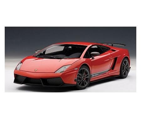 Lamborghini Gallardo LP570-4 Superleggera - Rosso Andromeda / Red