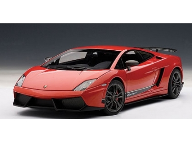 Lamborghini Gallardo LP570-4 Superleggera - Rosso Andromeda / Red