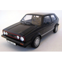 Volkswagen Golf I GTI 1978 Black
