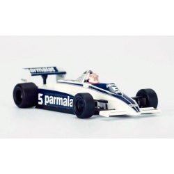 BRABHAM BT49C World Champion N. Piquet GP Argentina 1981