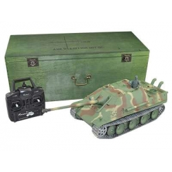 Jagdpanther G Metal Gears, Metal Chains, 2.4GHz - RTR