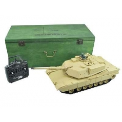 US M1A2 with Metal Gears 2.4GHz - RTR
