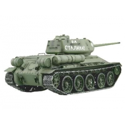 T-34/85 with Metal Gears and Metal Chains 2.4GHz - RTR