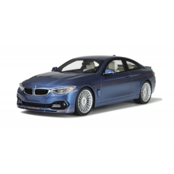 BMW Alpina B4 BiTurbo Coupe Metallic Blue