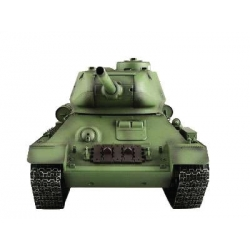 T-34/85 with Metal Gears 2.4GHz - RTR