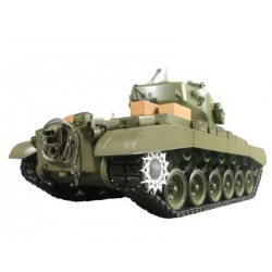 M26 Pershing with Metal Gears and Metal Chains 2.4GHz - RTR
