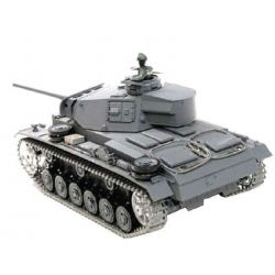 Panzer III with Metal Gears and Metal Chains 2.4GHz - RTR