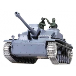 Stug III with Metal Gears and Metal Chains 2.4GHz - RTR