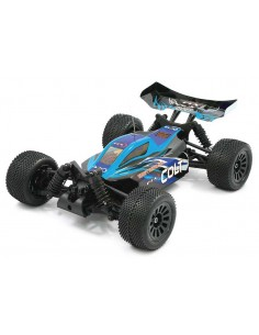 Colt Mini 4WD Buggy Black/Blue - RTR