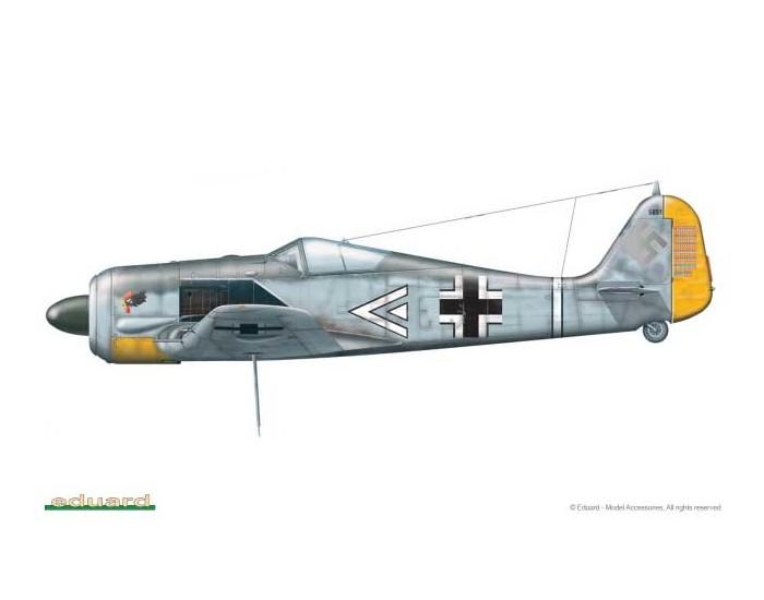Eduard - 70116 - Fw 190A-5 - ProfiPack Edition  - Hobby Sector