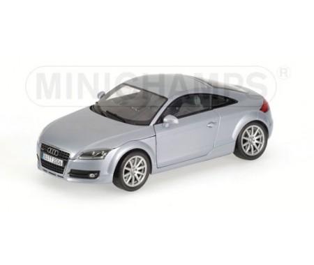 Audi TT - 2006 - Silverblue Metallic
