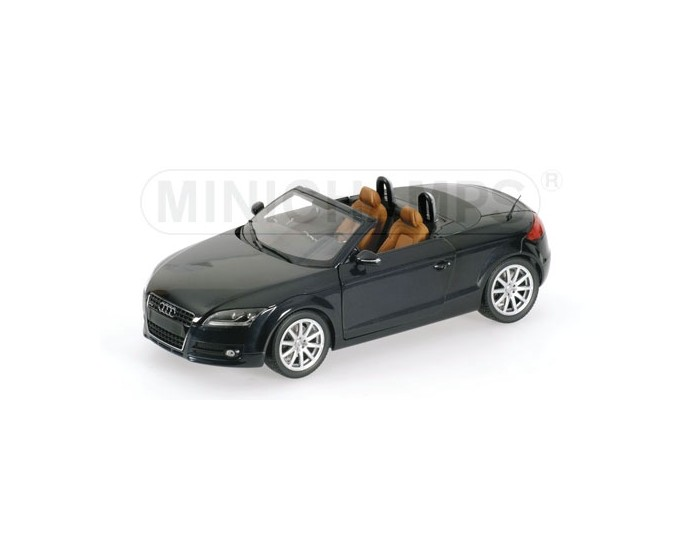 Audi TT Roadster - 2006 - Black Metallic
