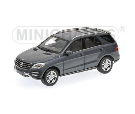 Mercedes-Benz M-Class - 2011 - Grey Metallic