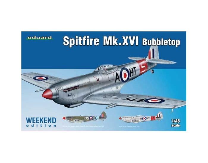 Spitfire Mk.XVI Bubbletop - Weekend Edition