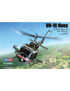 Hobby Boss - 87229 - UH-1C Huey  - Hobby Sector