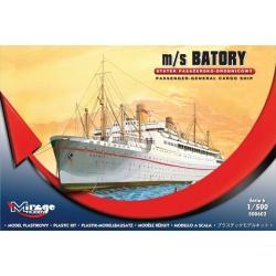 M/S Batory Trans-Atlantic Passenger Ship
