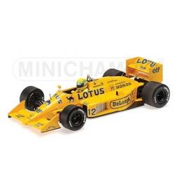 Lotus Honda 99T Ayrton Senna 1987