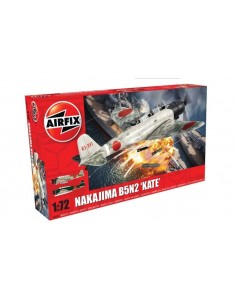 "Airfix - A04058 - Nakajima B5N2 ""Kate""  - Hobby Sector"