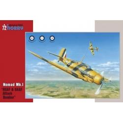 """Nomad Mk.I """"RCAF & SAAF Attack Bomber"""""""