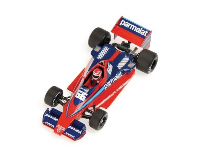 Minichamps - 400780066 - Brabham Alfa Romeo BT46 Nelson Piquet Nr.66 Canadian GP 1978  - Hobby Sector