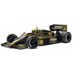 Lotus Renault 98T Nr.12 Ayrton Senna 1986