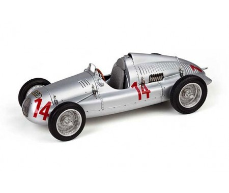 CMC - Auto Union Type D, 1939 nº14, GP France