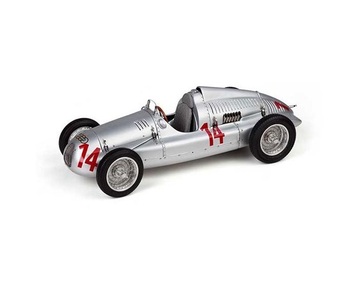 Auto Union Type D Nr.14 GP France 1939
