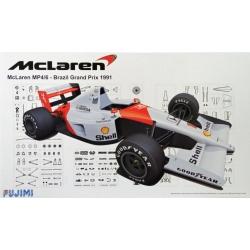 McLaren Mp4/6 Brazil Grand Prix 1991