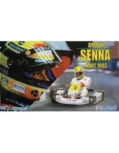 Ayrton Senna Kart 1993