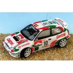 Toyota Corolla WRC Rally San Remo 1997